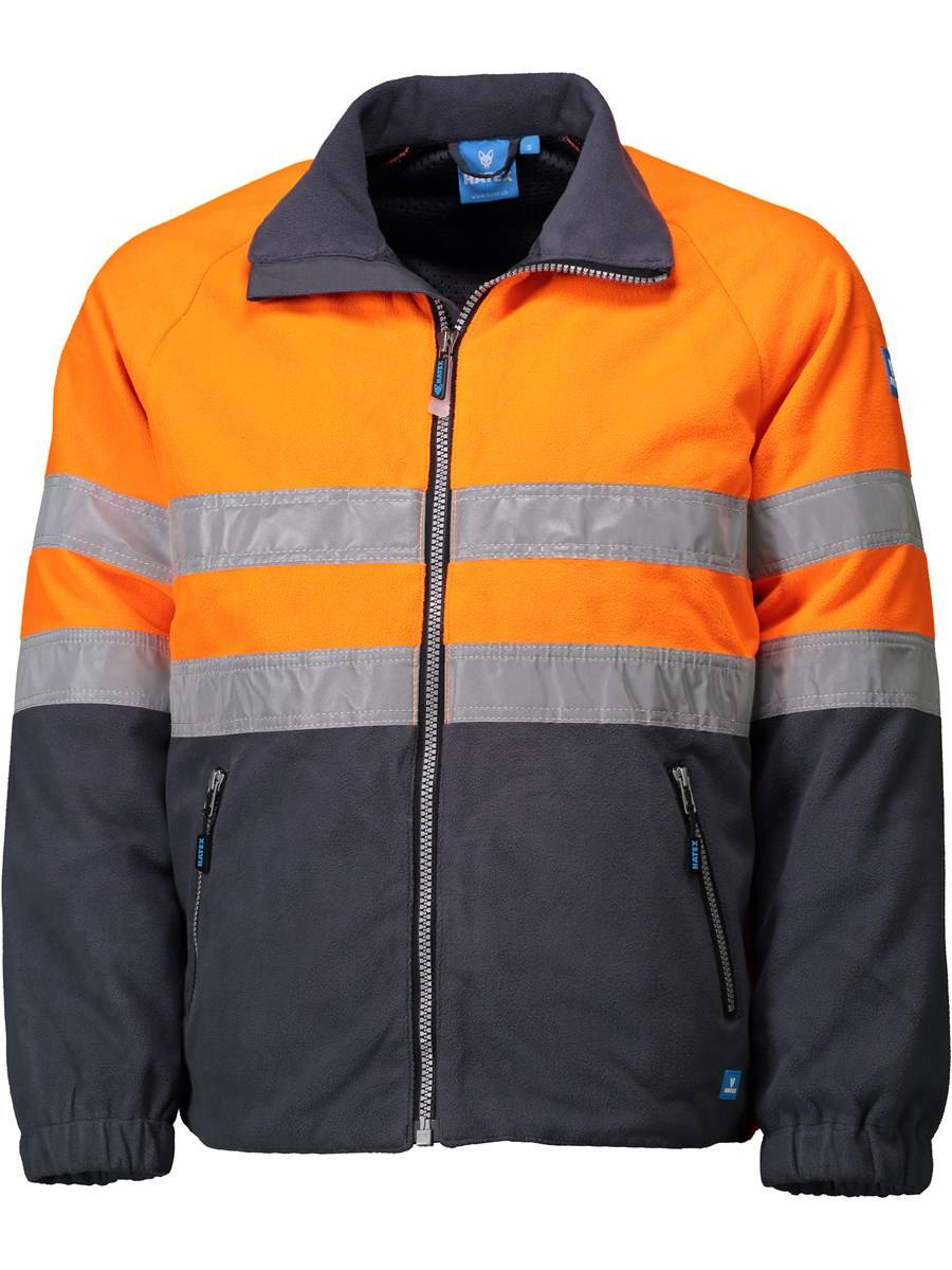 Warn Fleecejacke Windstopper